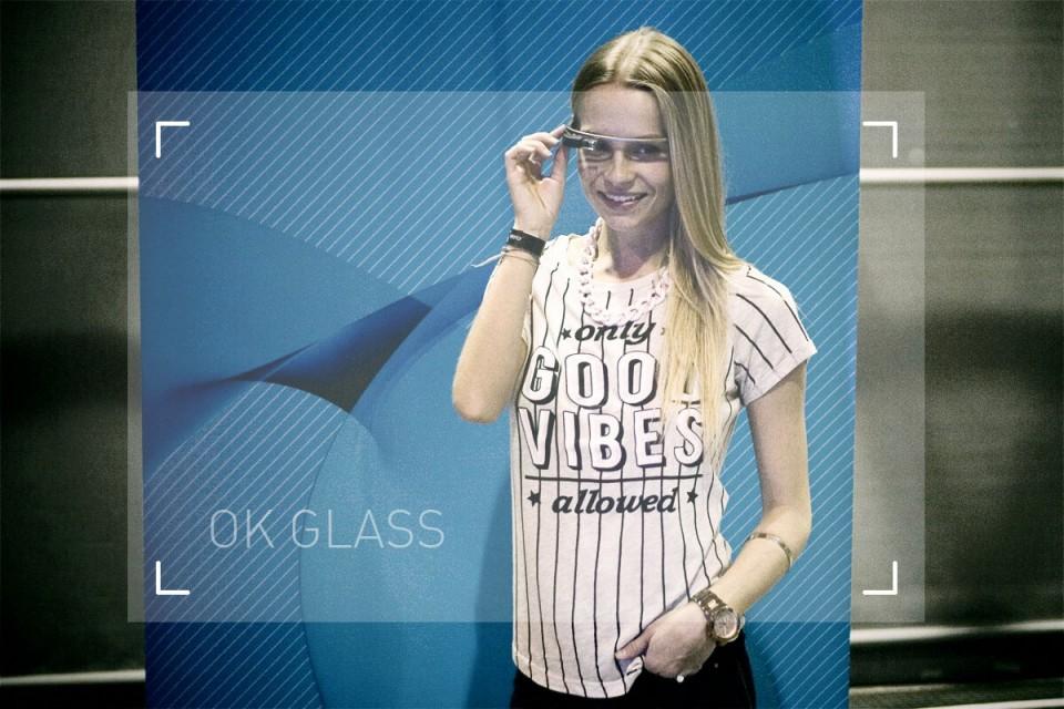 Google Glass and Oculus Rift at Telenor Smartphone Academy